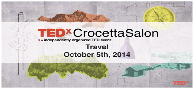 we did a TEDx