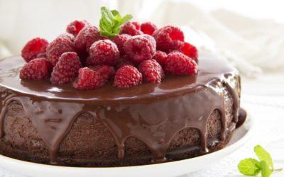 la fetta di torta