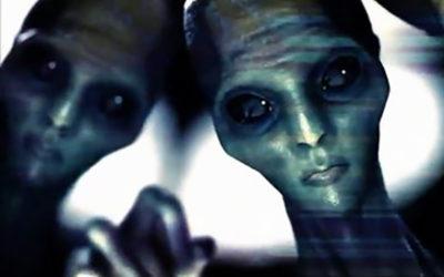 l'alieno curioso