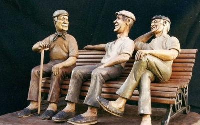 i tre vecchietti