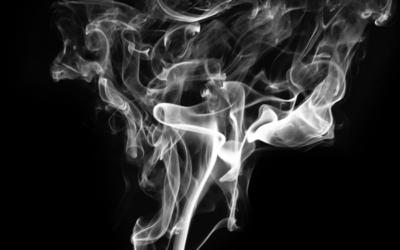 preghiera e fumo