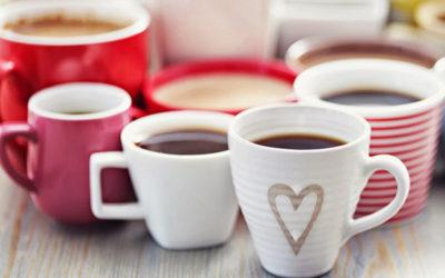 la tazzina di caffè