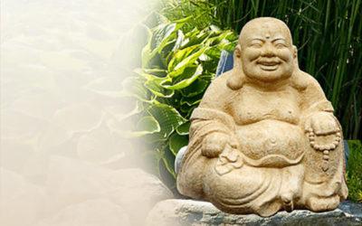 Hotei, il Buddha che ride