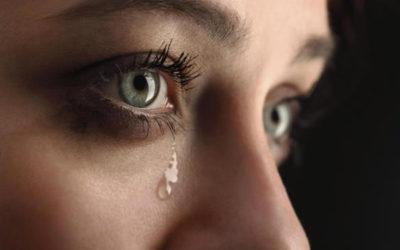piangere e piagnucolare