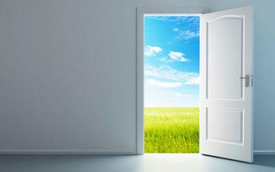 aprire delle porte
