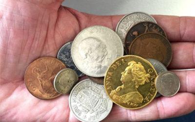 le monete sbagliate