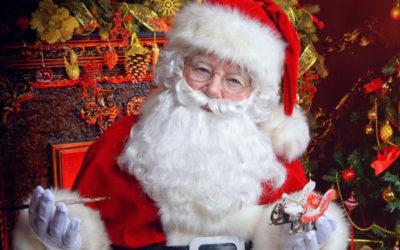 la colpa e Babbo Natale