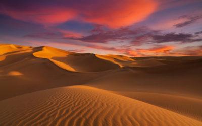 attraversare il deserto