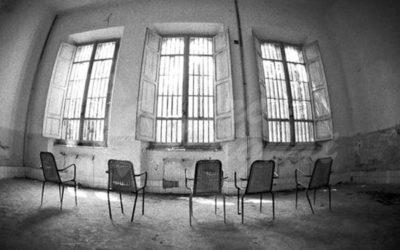l'ospedale psichiatrico